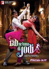 A COUPLE MADE BY GOD Movie POSTER 27x40 Indian Shahrukh Khan Anushka Sharma