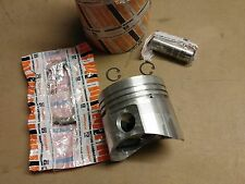 Lombardini 6300/839 530 piston & ring assy
