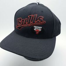 Chicago Bulls NBA Cap Hat Vintage Embroidered Snap-back Twins Ent. New w/Tags