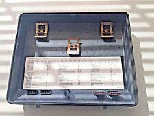 BMW 1990 fuse box cover in Parts & Accessories | eBay
