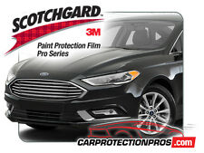 3M Scotchgard PRO Clear Bra Paint Protection Deluxe Kit for 2018 Ford Fusion