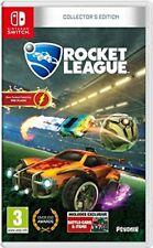 Rocket League Collectors Edition (Switch)