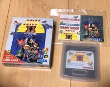 MONSTER WORLD II 2 Game Gear Sega 264 gg Used