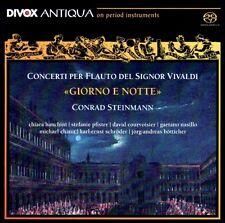 Giorno e Notte - Concerti per Flauto / Antonio VIVALDI / (1 CD) / NEUF