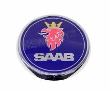 Saab 9-3 Arc Convertible 2004 - 2007 Trunk Emblem Genuine 12844160 new