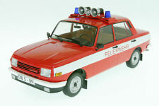 1:18 IST Models Wartburg 353 W 1985 Fire Brigade - Limited Edition 504 Pieces