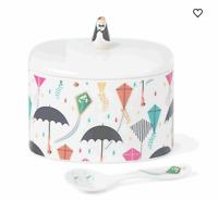 Lenox Disney Mary Poppins Returns Sugar Bowl with Spoon