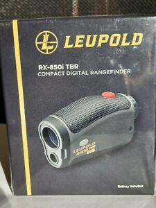 Leupold rx-850i tbr NEW IN BOX