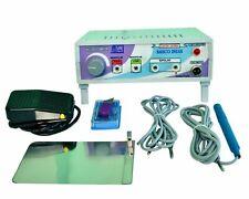 Electrosurgical Generator E.N.T Mini Skin Electrocautery Diathermy Bipolar UnitC
