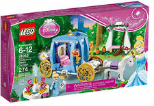 LEGO Cinderella's Dream Carriage Disney Princess set 41053 Brand New Boxed.