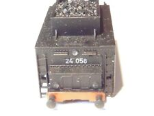 1 Tender für Minitrix 2029 BR 24 058 DB schwarz Tenderlokomotive Spur N