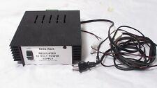 Radio Shack Regulated 12 Volt Power Supply 22-120B 13.8VDC 2.5A