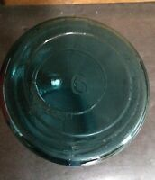 Ball Perfect Mason Blue Quart Canning Jar Letter G With Zinc Lid Thin Printing