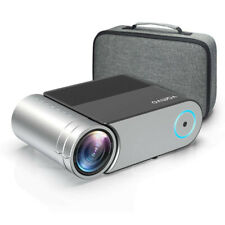 Projektor, vamvo Mini Projektor 4000 Luxs Portable Video Projektor l4200 hd1080p