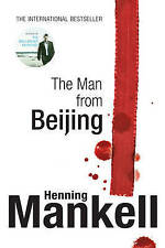 The Man from Beijing by Henning Mankell - NEW Trade PB - FREE POSTAGE