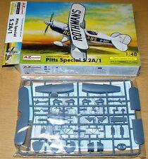 Pitts Special s-2a/1 en 1/48 por az-modelo