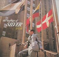 The Stylings of Silver by Horace Silver (CD, Aug-2002, Blue Note (Label))