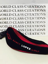 NANCY LOPEZ GOLF BLADE PUTTER COVER HEADCOVER - NO BOX