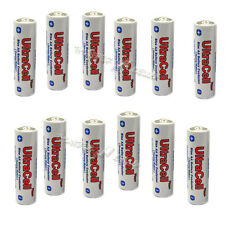 12 pcs Pack Dummy Battery AA Conduct Conductor Electric Current Ultracell plus