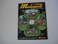advertising Pubblicità 1974 MALAGUTI CAVALCONE/FIFTY