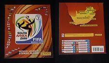 ***ALBUM SOUTH AFRICA 2010*** ED. PANINI - VUOTO EDICOLA (VERS. OMAGGIO)  !!!