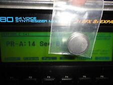 Battery for Roland JV-1080 Synth Module - Internal Memory Replacement Battery