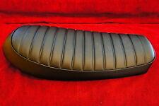 Sitzbank Nitroheads seat Yamaha SR 500 400 XS 650 550 BMW RD CB XJ W schwarz BR
