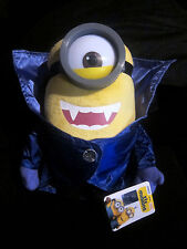 MINIONS Gone Batty - Soft / Plush Figure (Plüsch Figur) 28 cm (Vampir)
