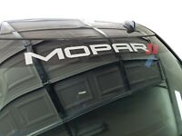 mopar window decal sticker dodge ram vinyl windshield graphics fits charger rt