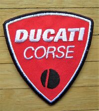 Aufnäher / Aufbügler/ Patch: DUCATI - Corse - B - Rar!