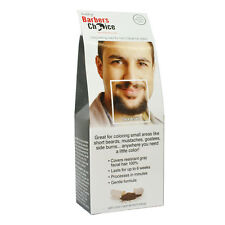 GODEFROY Barbers Choice Beard & Mustache Color Application Kit - Dark Brown