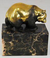 Sculpture Bronze * OURS * Milo