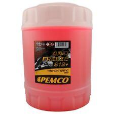 Kühler Frostschutz Kühlmittel entsprechend G12+ G12 Plus rosa rot 10 Liter