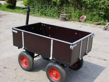 2 Axles Dropside Agriculture & Farming Trailers