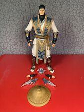*LOOSE* Mezco Mortal Kombat X 6? Raiden Action Figure