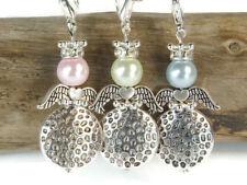 10 Engel Anhänger Perlenengel Engelset aus Perlen zum selber basteln