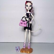 Monster High Scaremester Catrine Demew Doll Mattel
