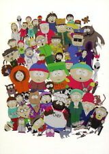 SOUTH PARK 1998 COMIC IMAGES PROMO CARD 2 OF 2