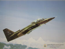 DOCUMENT PUBLICITAIRE AEROSPACE INDUSTRIAL TAIWAN AT-3 LIGHT ATTACK AIRCRAFT