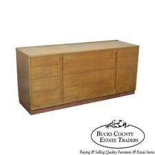 Mahogany Mid-Century Modern Antique Dressers
