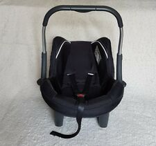 Silver Cross Ventura Plus Baby Car Seat Group 0+ Black Fabric Strap 0-13KG