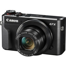 Canon PowerShot G7 X Mark II Black (4549292063554)