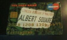 """""""Eastenders"""" Credit Cruncherz Novelty Collectable Credit Card"""
