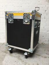 More details for large universal storage trunk flight case with castors - ex demo #002