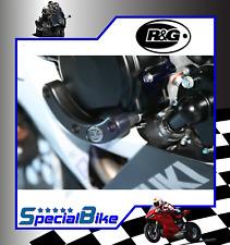 SUZUKI GSXR 600 / 750 2006 > 2010 PROTEZIONE CARTER MOTORE R&G LATO SX SLIDER