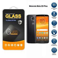 pour Motorola Moto E5 plus verre trempé Téléphone portable Protecteur d'écran