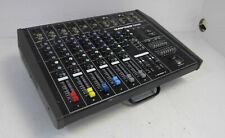 More details for samson tm300 6 channel 150 watt powered stereo mixer