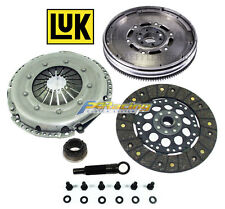 FX HD CLUTCH KIT& LUK OEM FLYWHEEL 97-00 AUDI A4 QUATTRO B5 VW PASSAT 1.8T AEG