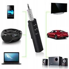 Bluetooth Audio Adapter 3,5mm Auto KFZ Empfänger Wireless Dongle Radio Musik AUX