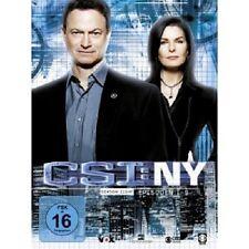 CSI: NY (SEASON 8.1,EPISODEN 1-9)  3 DVD NEU